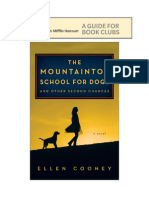The Mountaintop School for Dogs and Other Second Chances by Ellen Cooney -- Discussion Questions