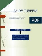 Pega de Tubería
