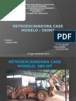 Presentacion Retroexcavadora Case