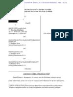 Montgomery v Risen # 44 | - s.d.fla._1-15-Cv-20782_44_Amended Complaintr