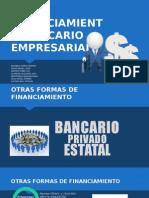 Financiemiento Bancario - Avance