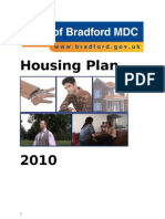 Bradford Housing Plan_Easy Read