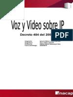Decreto 484 del 2007