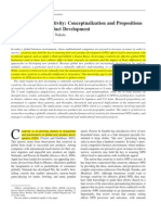 Cross-Cultural Creativity Conceptualization and Propositions for Global New Product Development