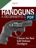 Handgun Beginners Guide 1