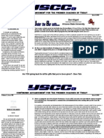 YSCCa Newsletter (March-10)