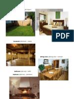 Partes de La Casa en Ingles