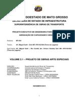 Projeto Executivo - Ponte Mario Andreazza