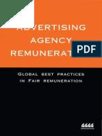 Advertising Agency Remuneration