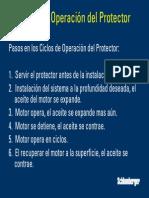 Protector - 04 - Ciclo de Operacion
