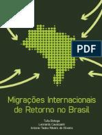 Relatório Sobre o Retorno de Brasileiros