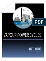 01-Vapour Power Cycle
