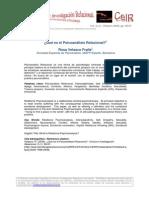 7 Velasco Que-es-Psicoanalisis-Relacional CeIR V3N1.Desbloqueado
