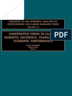 Cooperative Firms in Global Markets, Volume 10