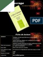Diapo_droit Et Entreprise