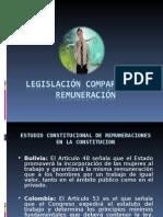 Legislación comparada de remuneración.ppt