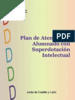 Plan Alumnado Superdotacion