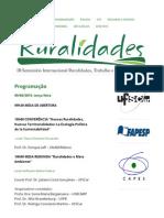 Programação _ruralidades