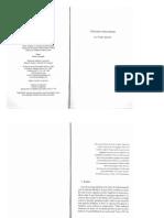 AGAMBEN_Giorgio - Estudio Preliminar
