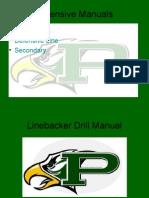 defensive manuals