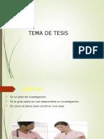 1. Generalidades Diseño de Proyectos de Investigacion