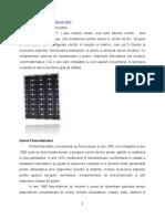 Panouri fotovoltaice I