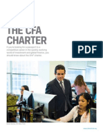 Www.cfainstitute.org Programs Cfaprogram Documents Cfa Charter Factsheet