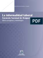 Documento Informalidad INEGI
