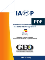 2011 Best Practices - Bancolombia