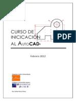 CURSO de Iniciación Autocad