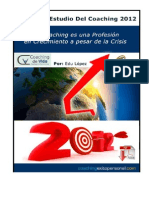 Reporte Estudio Coaching 2012