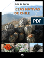 Cactáceas Nativas de Chile. Guía de Campo. Florencia Señoret Espinosa, Juan Pablo Acosta Ramos