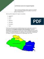 Pueblos Que Habitaron El Salvador Antes de La Conquista Española