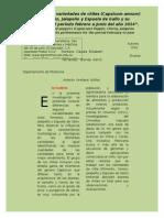 Las Variedades Capsicum Annum(1)