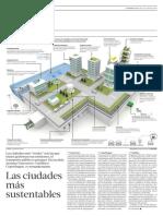 2015 04 22 - La Tercera - Las Ciudades Más Sustentables