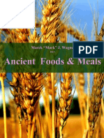 Ancient  Diet 15 5 2015