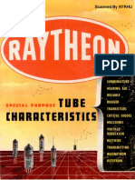 Raytheon Tubes 196x