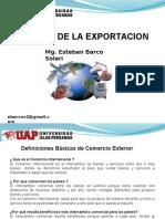 Gestión de La Exportación v Ciclo-