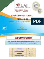 Semana III Calculo Vectorial