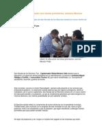 13-05-2015 Puebla Noticias - La Salud y La Educación Son Temas Prioritarios, Asevera Moreno Valle