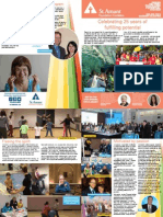 Online Foundation Newsletter 2015