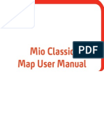 Mio Classic Series A5 Map Manual GCC en R00
