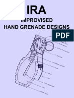 IRA Improvised Hand Grenade Designs
