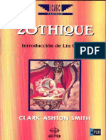 Zothique - Clark Ashton Smith