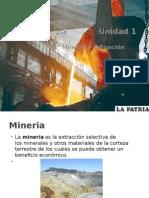 Expo Unidad 1 Mineria y Refinacion Equipo 2