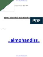 03 Rapport Mecanique de Fluides