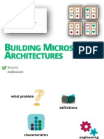 Building Microservice Architectures(Neal Ford)