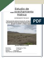 1. Hidrologia - Final Yahuar_