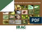 Modos de accion InsecticidasIRAC