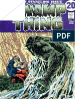 Swamp Thing 1 Vol 1